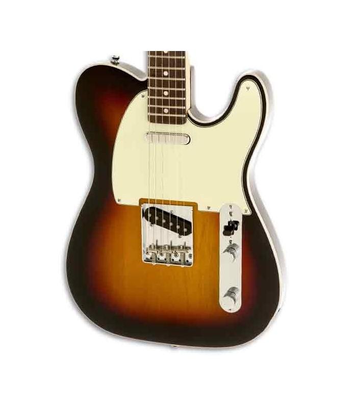 electric guitar fender squier classic vibe tele custom sunburst. Black Bedroom Furniture Sets. Home Design Ideas