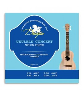 Dragão Concert Ukulele String Set UK065