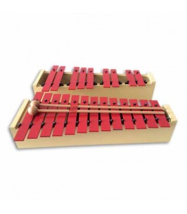 Glockenspiel Honsuy 49510 Alto Cromático Dó a Lá