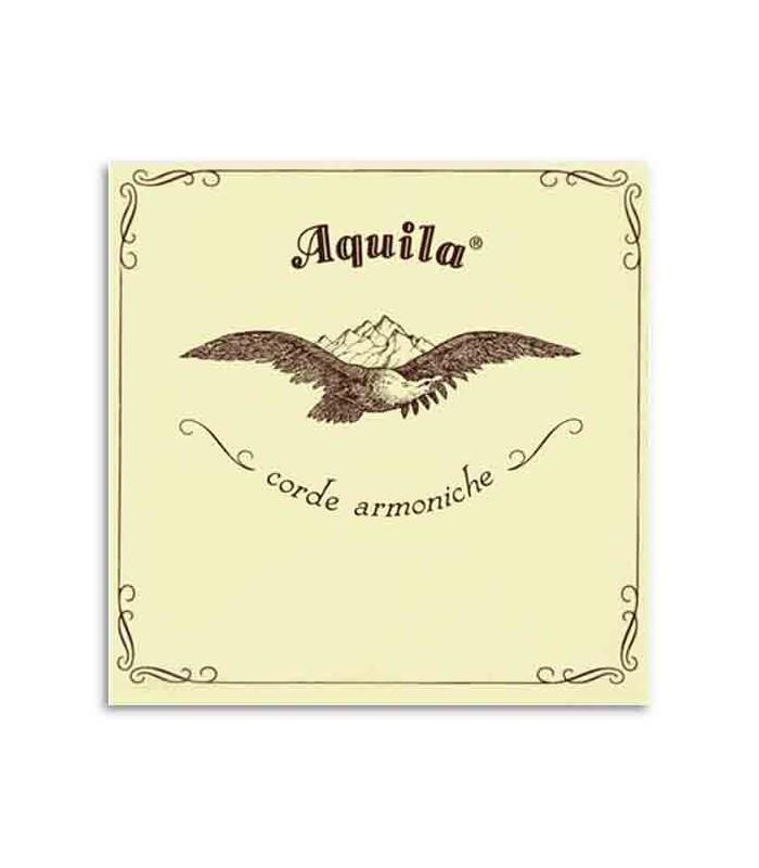Juego de cuerdas Aquila 55U para Ukelele Concierto