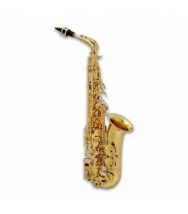 Saxofone Alto Buffet Crampon BC8101 1 0 Estudo Série 100 Mib