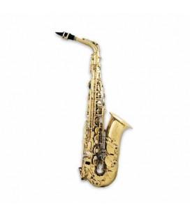 Saxofone Alto Buffet Crampon BC8401 1 0 Estudo Série 400 Mi bemol