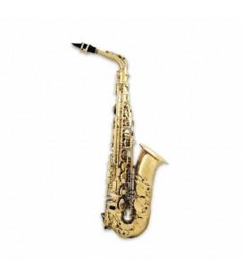 Saxofone Alto Buffet Crampon BC8401 4 0 Estudo Série 400 Mib