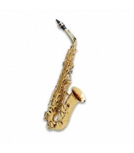 Saxofone Alto Buffet Crampon Senzo BC2525 8 0 Profissional Mi bemol