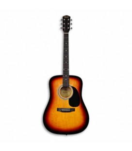 Guitarra Folk Fender Squier SA 105 Sunburst