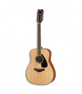 Guitarra Folk Yamaha FG820 12 Cordas Abeto e Mogno