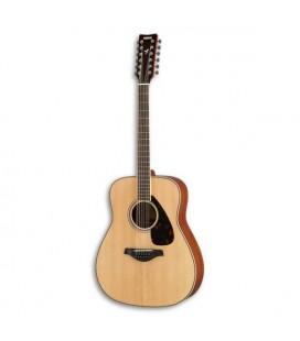 Yamaha Folk Guitar FG820 12 Strings Spruce and Mahogany