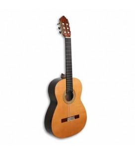Guitarra Clássica Vicente Carrillo Grande Concerto Gabriela Cedro e Pau Santo com Estojo
