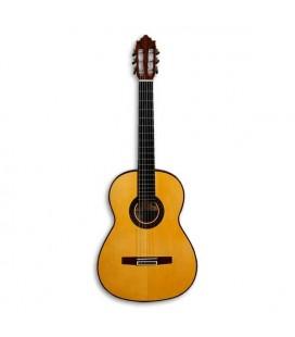 Guitarra Clássica Vicente Carrillo Grande Concerto Gabriela II Cedro e Pau Santo com Estojo