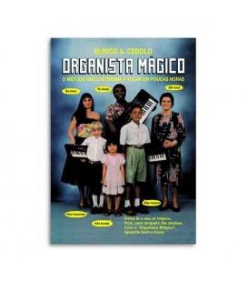 Libro Eurico Cebolo OM Método Organista Mágico
