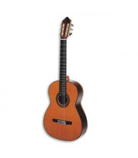 Guitarra Clássica Vicente Carrillo Grande Concerto Herencia NC MDG Cedro e Pau Santo com Estojo