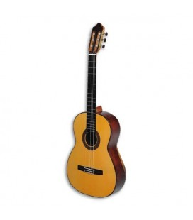 Vicente Carrillo Grand Concert Classical Guitar Herencia NC IND Cedar and Rosewood with Case