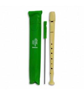Flauta Dulce Hohner 9508 Melody Line Soprano Plastico