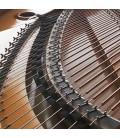 Kawai Grand Piano GX 2 180cm Polished Black 3 Pedals