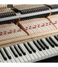 Kawai Grand Piano GX 3 188cm Polished Black 3 Pedals