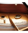 Kawai Grand Piano GX 5 200cm Polished Black 3 Pedals