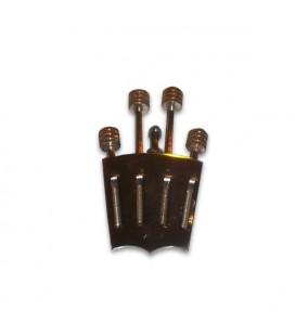 Clavijero Abanico Artimúsica 90045 de Cavaquinho