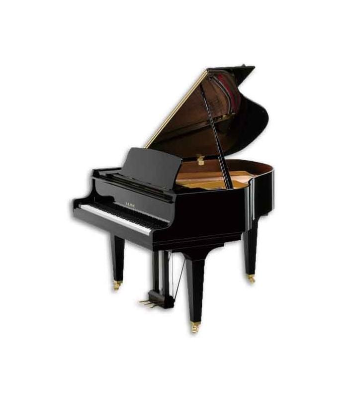 Kawai Grand Piano GL 10 152cm Polished Black 3 Pedals