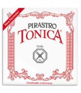Jogo de Cordas Pirastro Tonica 422081 para Viola de Arco 43 cm
