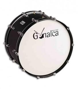 Bombo Gonalca 04024 para Banda  66 x 34 cm 10 Tensores