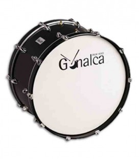Gonalca Band Bass Drum 04024 66 x 34 cm 10 Tension Rods
