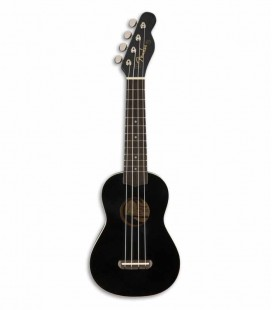 Ukelele Fender Soprano Venice Black