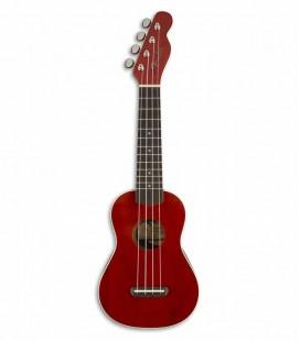 Ukelele Fender Soprano Venice Cherry