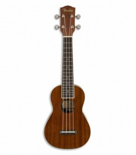Ukulele Fender Soprano Seaside Natural