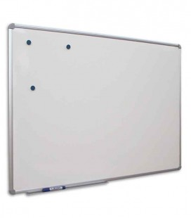 Quadro Branco SML PB021 Simples em Porcelana 120 x 250 cm