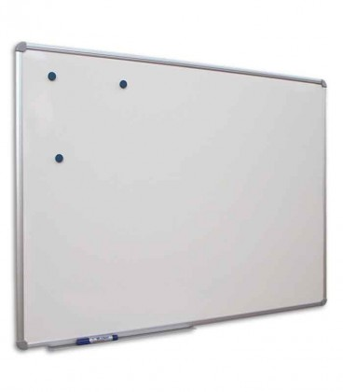 Pizarra Blanca SML PB021 Simple en Porcelana 120 x 250 cm