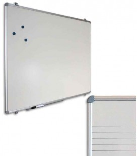 SML Porcelain Whiteboard PB021 with Musical Score 120 x 250 cm