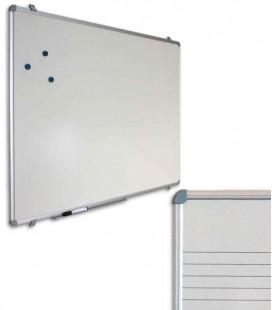 Quadro Branco SML PB021 Pautado em Porcelana 120 x 250 cm