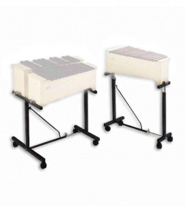 Honsuy Stand 49350 for Metallophone or Xylophone High Diatonic