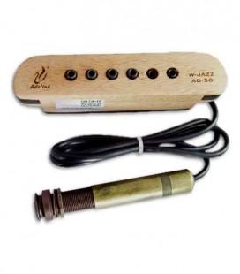 Pastilla Adeline AD 50 para Boca de Guitarra Acústica