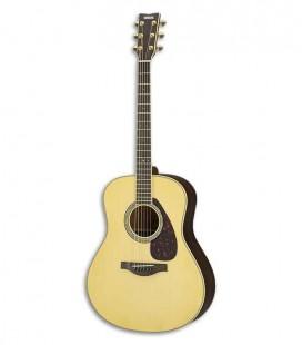 Guitarra Electroacústica Yamaha LL6 ARE Abeto y Palosanto Natural con Funda