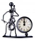 Relógio Artcarmo Estatueta Violoncelista