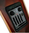 Guitarra Electroacústica Alhambra A 1 A B Auditorio E3 Ecualizador Abeto y Sapelli