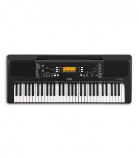 Yamaha Portable Keyboard PSR E363 61 Keys with Power Supply