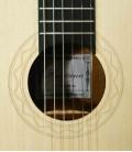 Guitarra Clásica APC GC S OP 3/4 Simple Nilón