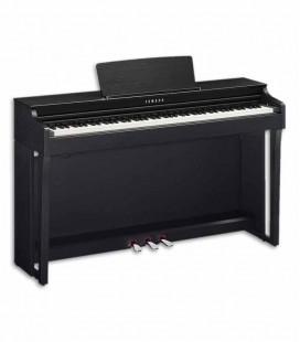 Piano Digital Yamaha Clavinova CLP625 88 Teclas 3 Pedales