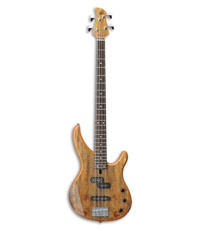 Yamaha Bass Guitar TRBX174 EW 4 Strings Natural