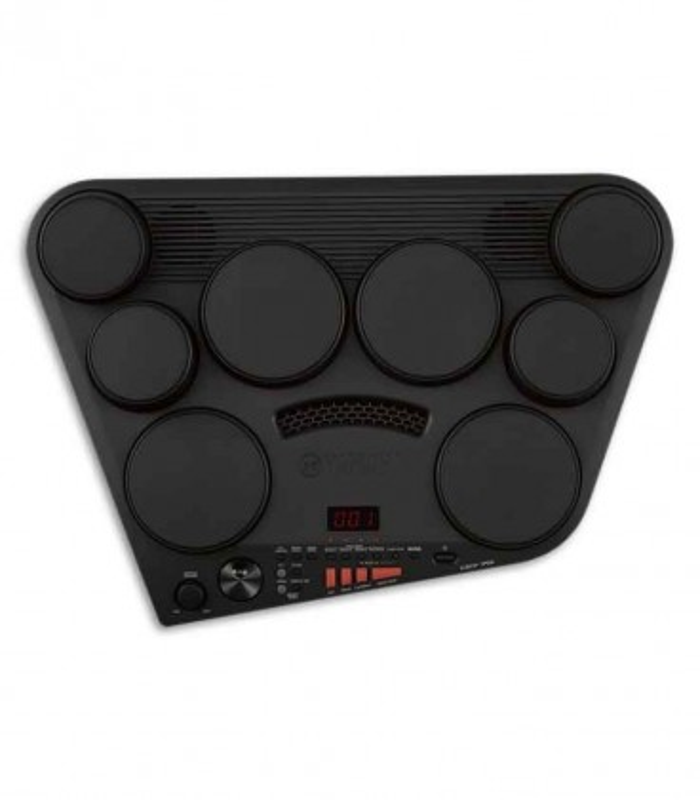 Caja de Ritmos Yamaha DD75 con 8 Pads y con Sensibilidad al Toque