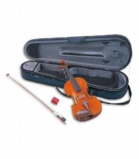 Violín Yamaha V5 SA Estudio 4/4 Tapa en Abeto con Estuche