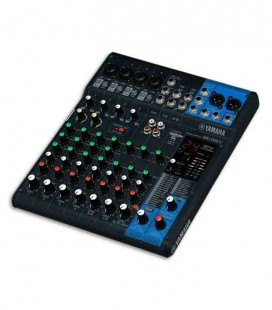 3/4 photo of Yamaha mixing console MG10UX