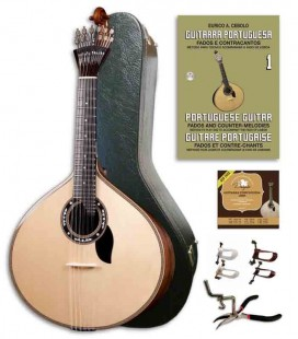 Pack de Guitarra Portuguesa Artimúsica Modelo 70720