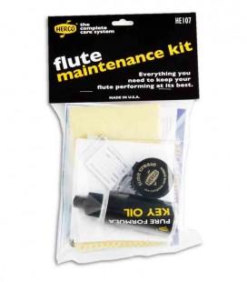 Kit de Manutenção Dunlop HE107 para Flauta Transversal