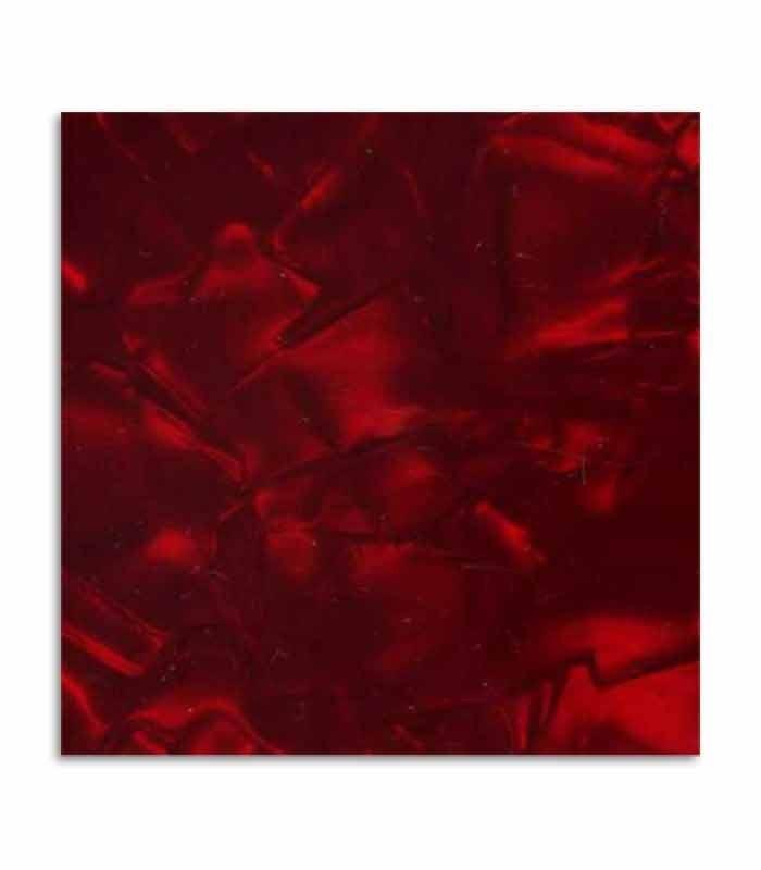 Guarda Unhas Ortolá 7494 20 x 20 cm Nácar Vermelho