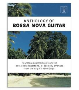 Libro Bossa Nova Guitar Antología AM1004443
