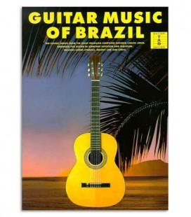 Libro Guitar Music of Brazil Jobim AM968770