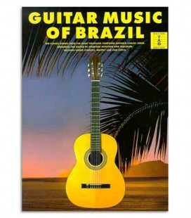 Livro Guitar Music of Brazil Jobim AM968770